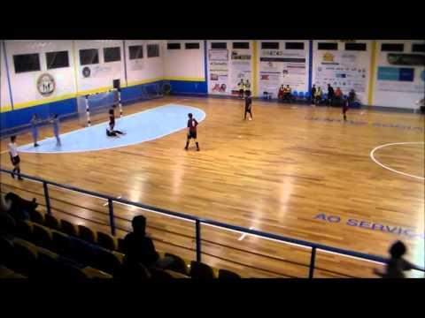 Juniores (Campeonato AFC): CS São João 4-0 Domus Nostra
