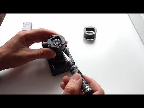 easy! CANON G7X inside LENS / How to clean / Как почистить / Reinigen