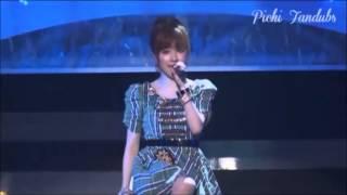 Shimizu Saki solo lines in「Berryz Koubou Spring Concert Tour 2012 ...