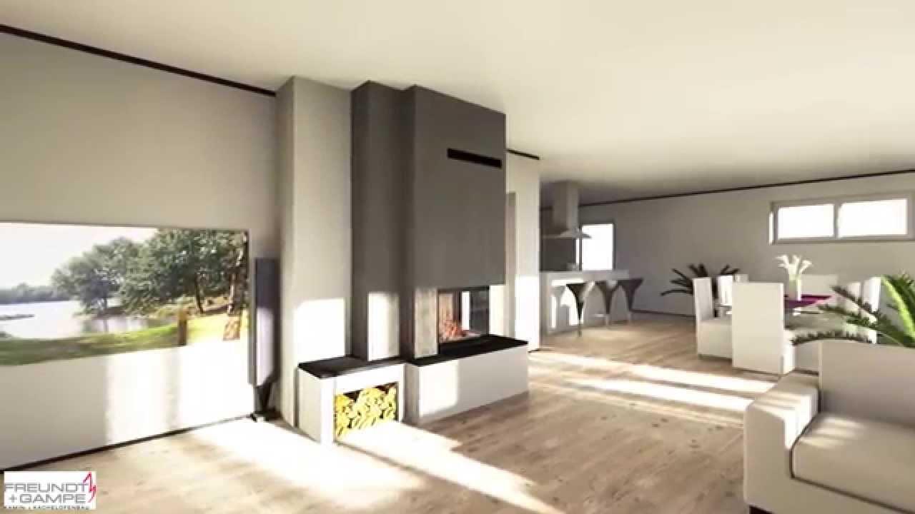 freundt und gampe r egg kamin venus youtube. Black Bedroom Furniture Sets. Home Design Ideas