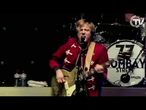 77 Bombay Street - Low On Air (Live) [Official Video HD]