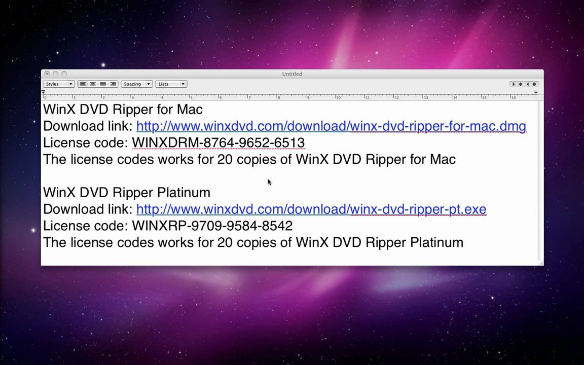 Winx dvd copy pro 3.1 0.0 full serial