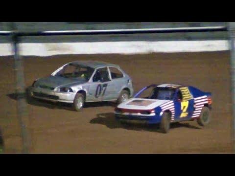 Cottage Grove Speedway-Hornets-Dash-Heats-Main