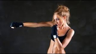 Тай-бо удар по калориям. Full lesson (интенсивная тренировка)