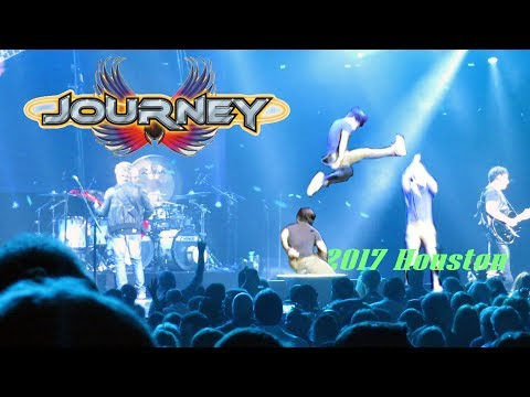 """JOURNEY""  Live 2017 Tour @ Smart Financial Center Sugarland TX. 7-12-17"