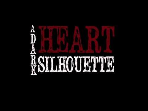 A Dark Heart Silhouette