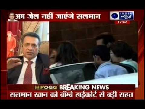 2002 Hit-and-Run Case: Salman Khan gets relief, Bombay High Court suspends sentence