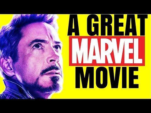Avengers: Endgame Is One of the Best Marvel Films Ever