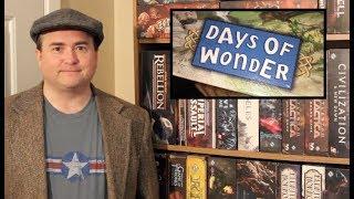 Скачать TDG Top 5 Days Of Wonder Games