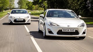 Toyota GT86 TRD 2014 Videos