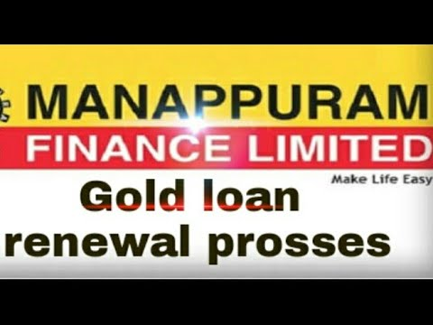 Manappuram Ogl Renewal Prosses /how To Renew Manappuram Gold Loan