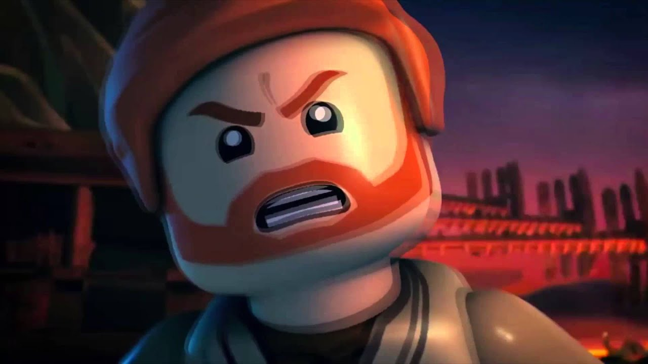 Lego Star Wars Droid Tales (condensed) #1