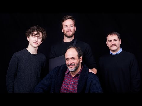 Luca Guadagnino Speaks to the 'Illusion of Deep Physicality' in 'Call Me by Your Name'