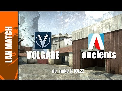 ancients vs Volgare @ ICL22