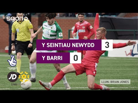TNS Barry Goals And Highlights