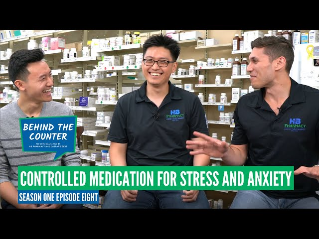 Season 1 Episode 8 Controlled Medication For Stress and Anxiety
