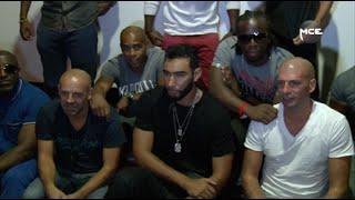 Urban Peace : La Fouine parle de son clash avec Booba (conférence de presse)