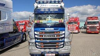 Euro Truck Simulator 2 - Scania T 6-series EXC Topline
