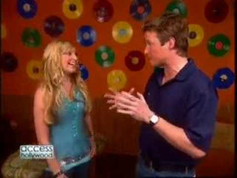 """High School Musical"" - Lucas and Ashley 
