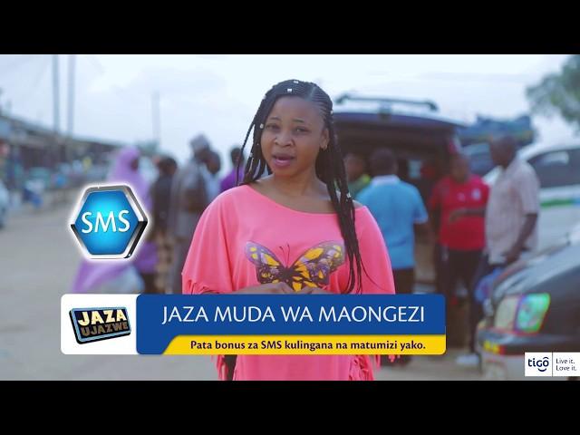 Mrejesho wa wateja wa Morogoro kuhusu bonasi walizopata na Jaza Ujazwe.