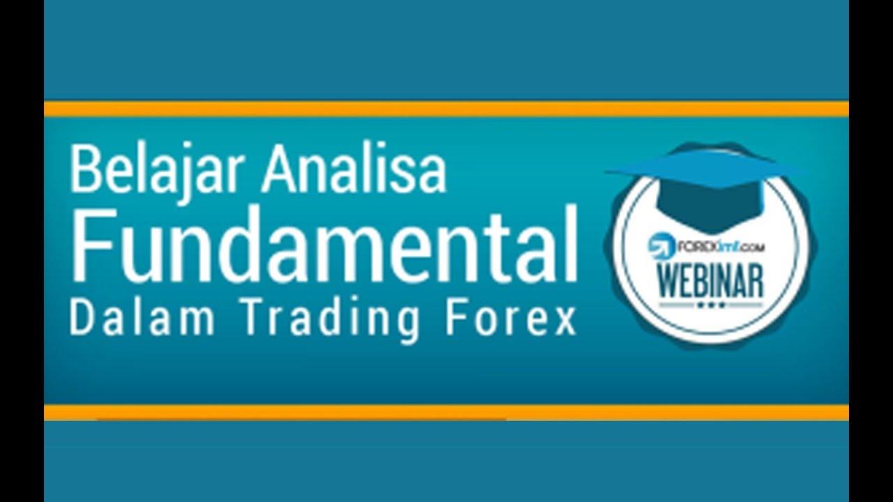 belajar analisis forex fundamental)