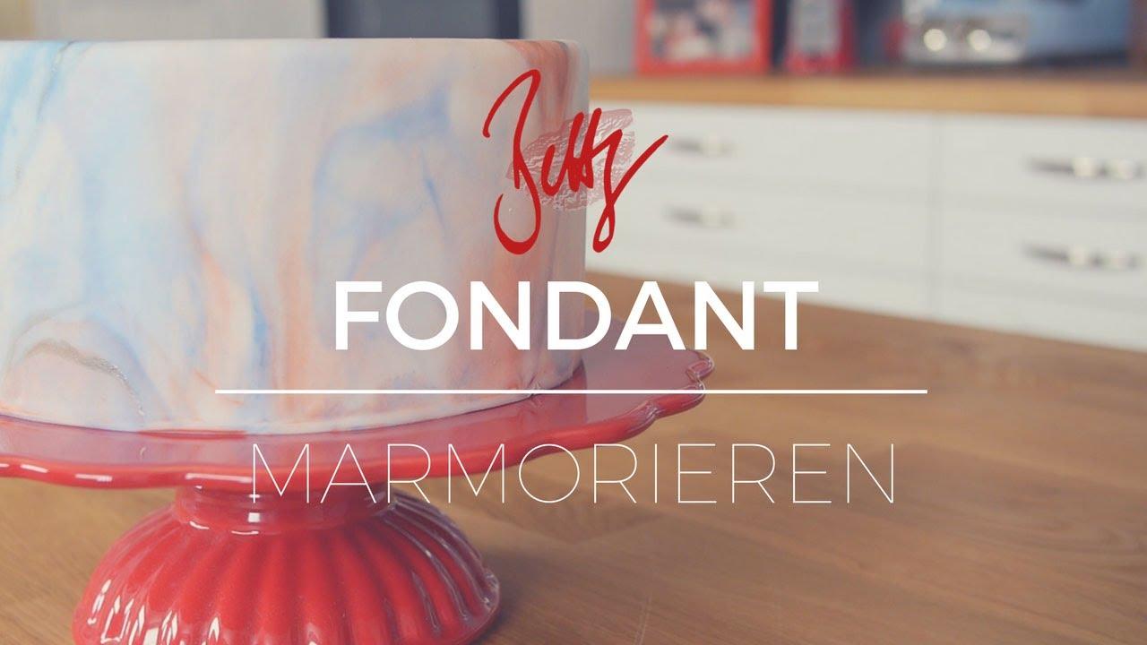 Download Fondant marmorieren   Betty´s Sugar Dreams