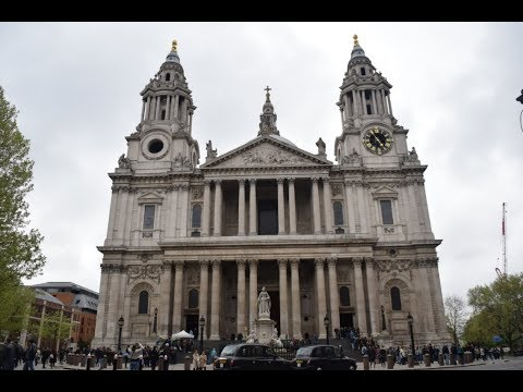 St Paul's Cathedral Tour - London