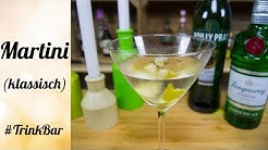 Martini dry - klassisch - Cocktail selber machen - Rezept - Trinkbar