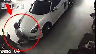 Мужчина изнасиловал Porsche ! Моржовые НОВОСТИ