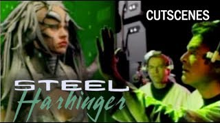 Steel Harbinger (All FMV Cutscenes)