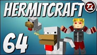 Minecraft :: Hermitcraft IV #64 - Chicken Grow-Up-inator!