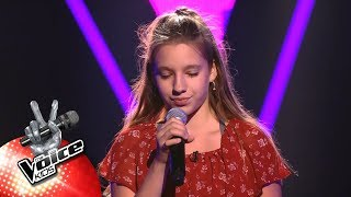 Helena - 'Lubbock Or Leave it'   Blind Auditions   The Voice Kids   VTM
