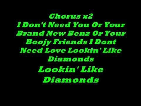 Ke$ha ft Andre 3000 - Sleazy Remix Lyrics.wmv