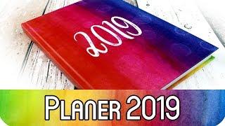 kreativbunt Planer 2019 | Mein Planer Setup 2019 | ab sofort erhältlich