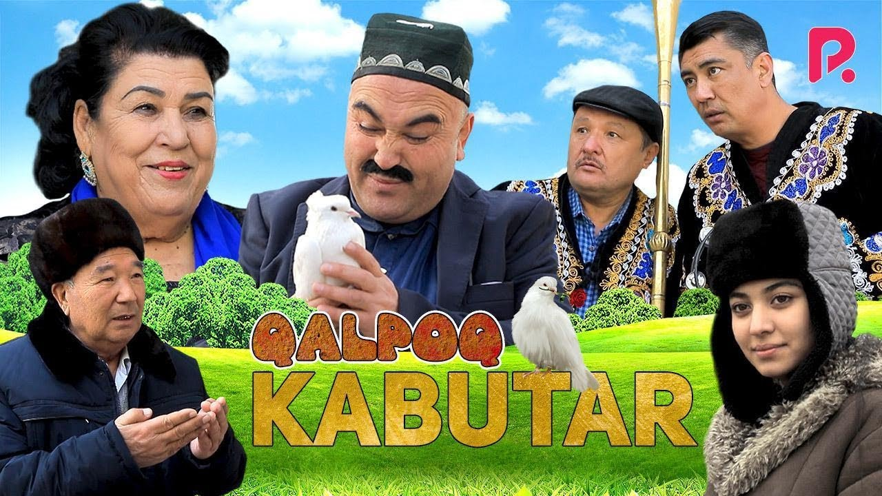 Qalpoq - Kabutar | Калпок - Кабутар (hajviy ko'rsatuv)