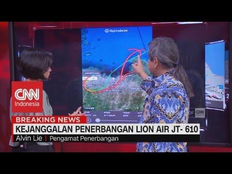 Kejanggalan Penerbangan Lion Air JT-610 Mp3