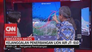 Kejanggalan Penerbangan Lion Air JT-610