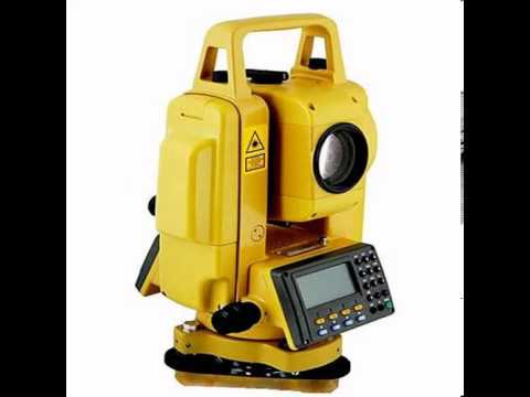 survey instruments | lab equipments | Land surveyors | civil engineer contractors - YouTube