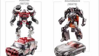 new transformers toys 2012