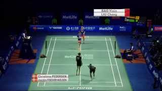 Thaihot China Open 2015 | Badminton SF M4-WS | Saina Nehwal vs Wang Yihan