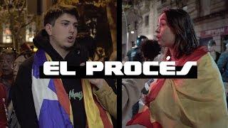 Lo que piensa la gente de EL PROCÉS - Luc Loren Toma La Calle