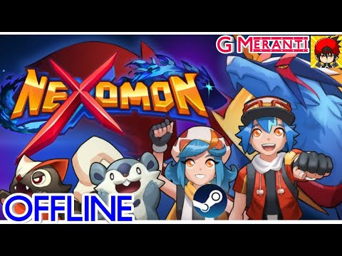 Mirip Pokemon GBA - Nexomon Indonesia Android Part 1