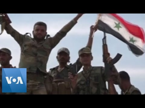 Syria Deploys Army to Turkey Border