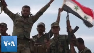 Syria Deploys Army to Turkey Border