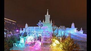 московские каникулы / праздники в Москве / Поклонная гора