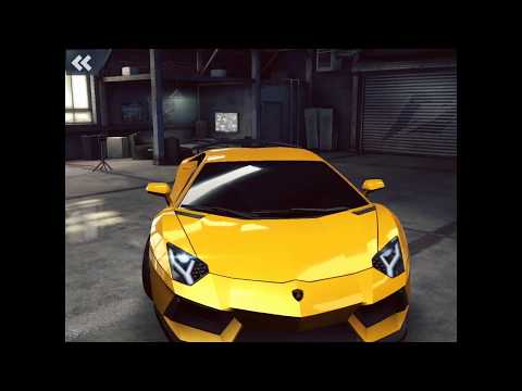 Need For Speed No Limits:  Lamborghini Aventador 7 star, Full Performance Upgrading and Modifying