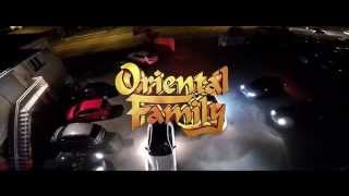 ORIENTAL FAMILY - SAAIBA ALIA - HARONE Hosted by DJ REDA