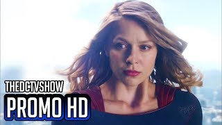 """Supergirl 3x01 Extended Promo """"Girl of Steel"""" Season 3 Episode 1 Preview"""