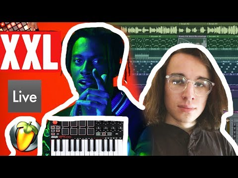 Making a cool song out of the PLAYBOI CARTI XXL FREESTYLE
