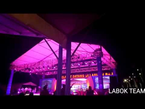 Konser Mario G Klau di Labuan Bajo bersama Citra Scholastika